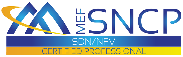 MEF-SNCP (SDN/NFV) Professional Certification
