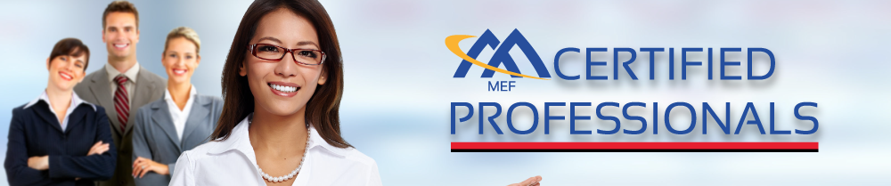 MEF Certified Professionals for Ethernet Academy